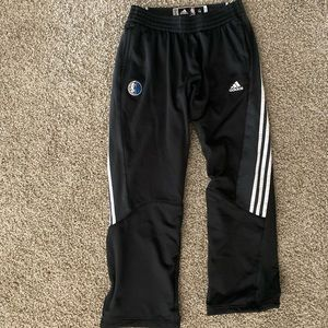 Official Dallas Mavericks adidas Pant
